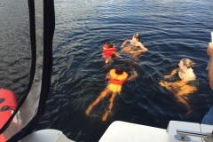 Swimming in Sheet Harbour